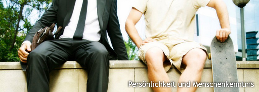 Persönlichkeit und Menschenkenntnis Training
